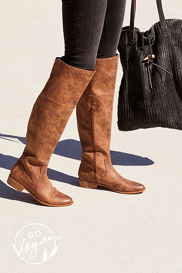 Free People Knee High Boots