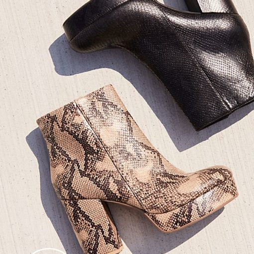 Free People Platform Boot