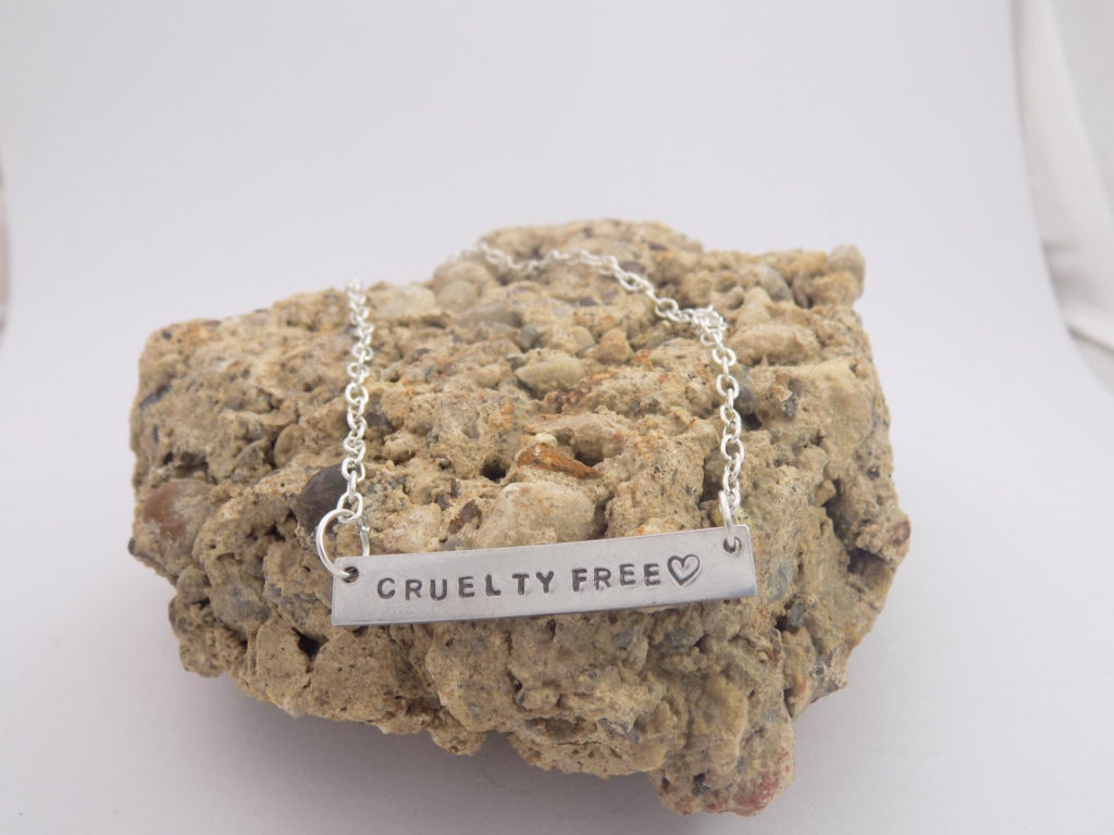 Cruetly Free Necklace