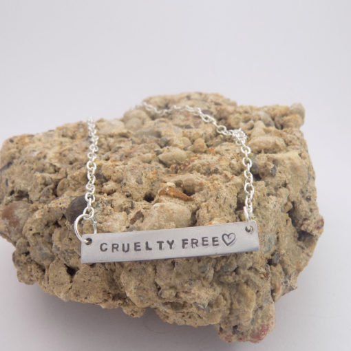 Cruelty Free Necklace