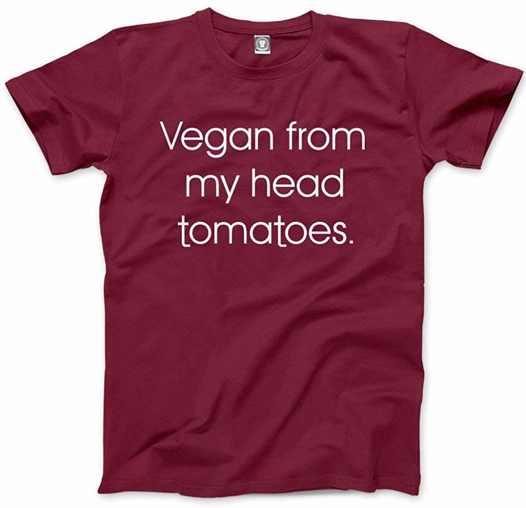 Vegan Tomatoes TShirt